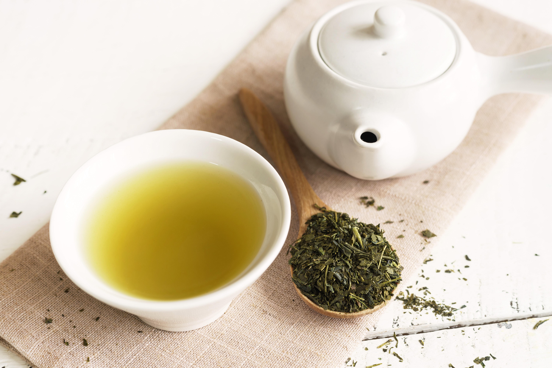 Зеленый чай китайский картинки